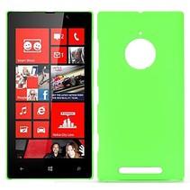 Groen hardcase hoesje Nokia Lumia 830