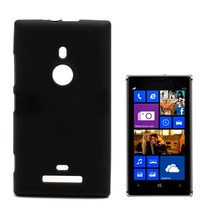 Zwart TPU hoesje Nokia Lumia 925