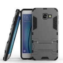 Grijs 2-in-1 Hybrid Hoesje Samsung Galaxy A3 2016