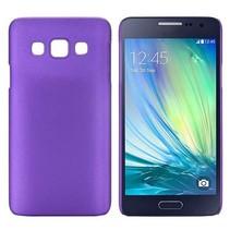 Paars hardcase hoesje Samsung Galaxy A3
