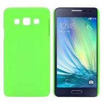 Groen hardcase hoesje Samsung Galaxy A3