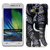 Tribal olifant TPU hoesje Samsung Galaxy A3