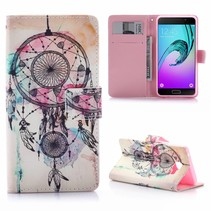 Dromenvanger Bookcase Hoesje Samsung Galaxy A5 2016