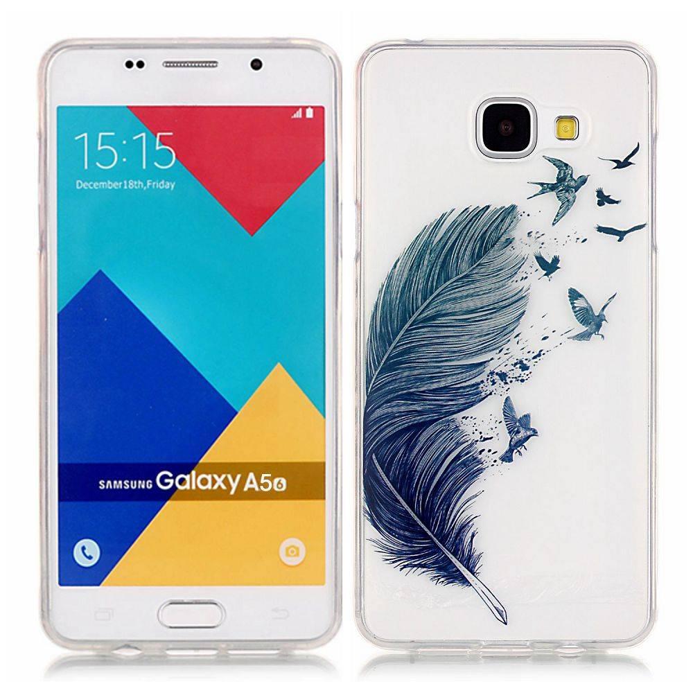 Veer en Vogels TPU Hoesje Samsung Galaxy A5 2016