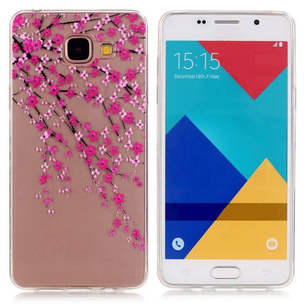 Bloesem TPU Hoesje Samsung Galaxy A5 2016