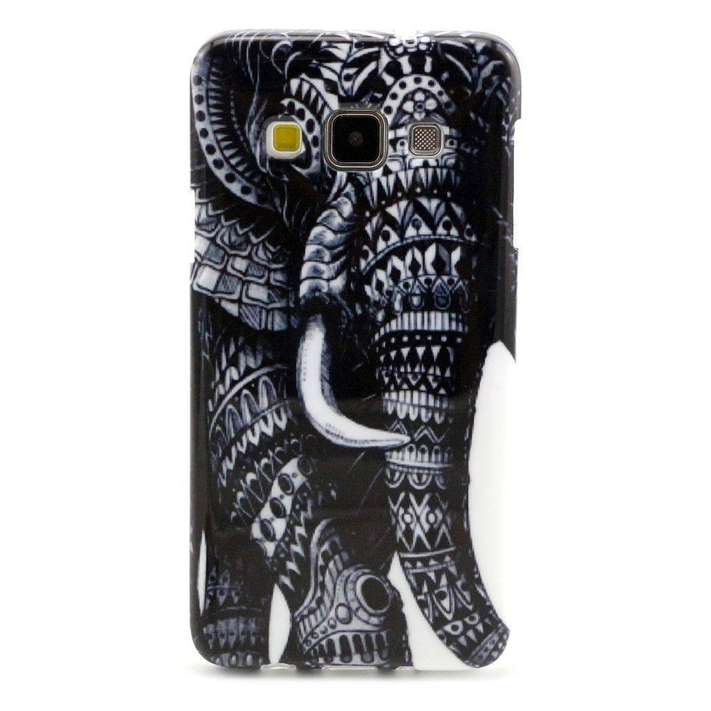 Tribal olifant TPU hoesje Samsung Galaxy A5