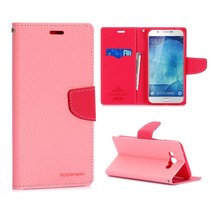Fancy diary roze Bookcase hoes Samsung Galaxy A8
