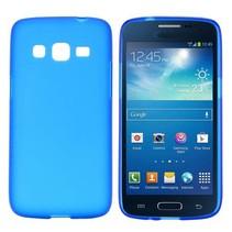 Blauw TPU hoesje Samsung Galaxy Express 2