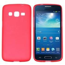 Rood TPU hoesje Samsung Galaxy Express 2
