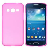 Roze TPU hoesje Samsung Galaxy Express 2