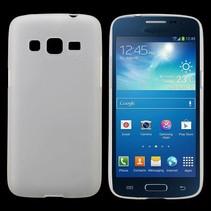 Wit TPU hoesje Samsung Galaxy Express 2