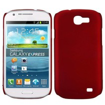 Rood hardcase hoesje Samsung Galaxy Express
