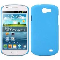 Blauw hardcase hoesje Samsung Galaxy Express