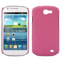 Roze hardcase hoesje Samsung Galaxy Express