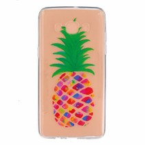 Ananas TPU Hoesje Samsung Galaxy J5 2016
