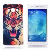 Tijger TPU Hoesje Samsung Galaxy J5 2016