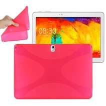 X-design TPU roze hoes Samsung Galaxy Note 10.1 (2014 editie)
