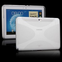 X-design transparante hoes Samsung Galaxy Note 10.1 (n8000/n8010)