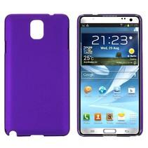 Paars hardcase hoesje Samsung Galaxy Note 3