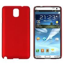 Rood hardcase hoesje Samsung Galaxy Note 3