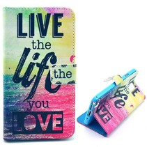 Live the Life You Love Booktype  Samsung Galaxy Note 3