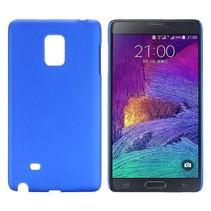 Blauw hardcase hoesje Samsung Galaxy Note Edge