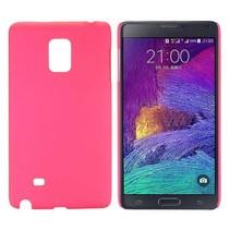 Roze hardcase hoesje Samsung Galaxy Note Edge