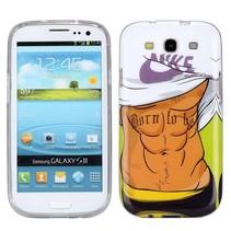 Sixpack IMD craft TPU hoesje Samsung Galaxy S3 (Neo)