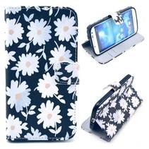 Chrysanthemum bloemen Booktype  Samsung Galaxy S4