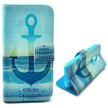 Anker quote Booktype  hoes Samsung Galaxy S5 Mini