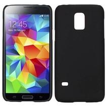 Zwart hardcase hoesje Samsung Galaxy S5 Mini