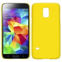 Geel hardcase hoesje Samsung Galaxy S5 Mini