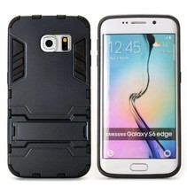 Iron bear armor hoesje Samsung Galaxy S6 Edge