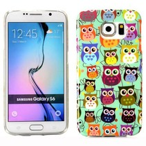 Uiltjes TPU hoesje Samsung Galaxy S6 Edge