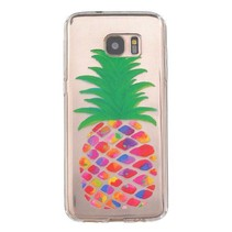 Ananas TPU Hoesje Samsung Galaxy S7 Edge