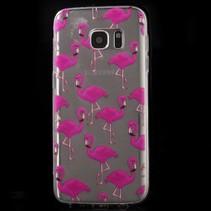 Flamingo's TPU Hoesje Samsung Galaxy S7