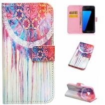 Dromenvanger Bookcase Hoesje Samsung Galaxy S7
