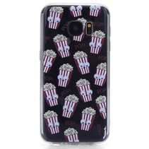 Popcorn TPU Hoesje Samsung Galaxy S7