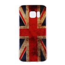Britse Vlag TPU Hoesje Samsung Galaxy S7