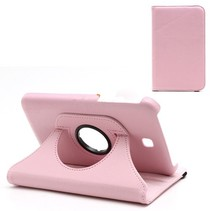 360 graden roze hoes Samsung Galaxy Tab 3 7.0
