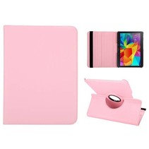 Roze 360 graden hoes Samsung Galaxy Tab 4 10.1