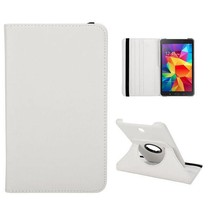Witte 360 graden hoes Samsung Galaxy Tab 4 7.0