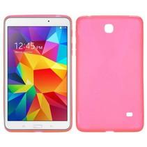 Roze x-design TPU hoes Samsung Galaxy Tab 4 7.0
