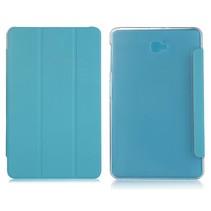 Blauwe Trifold Hoes Samsung Galaxy Tab A 10.1