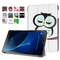 Slapende Uil Trifol Hoes Samsung Galaxy Tab A 10.1