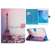 Parijs flipstand hoes Samsung Galaxy Tab A 9.7