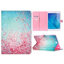Pink blossom flipstand hoes Samsung Galaxy Tab A 9.7