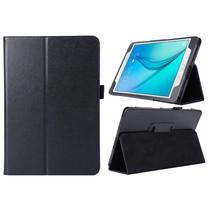 Zwarte flipstand hoes Samsung Galaxy Tab A 9.7
