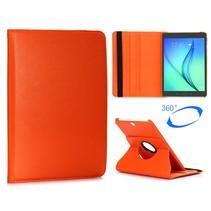 Oranje 360 graden hoes Samsung Galaxy Tab A 9.7