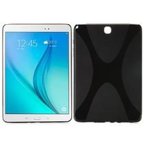 Zwart x-design TPU hoes Samsung Galaxy Tab A 9.7